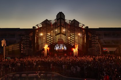 Radio 1 set to dance with ANTS at Ushuaia