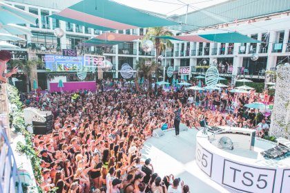 Craig David rocks TS5 Pool Party opening