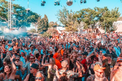 Best open-air daytime venues for 2019