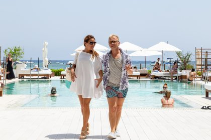 Discover the jewel that is the Nobu Hotel Ibiza Bay