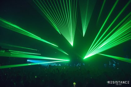 5 memorable sets from RESISTANCE Ibiza