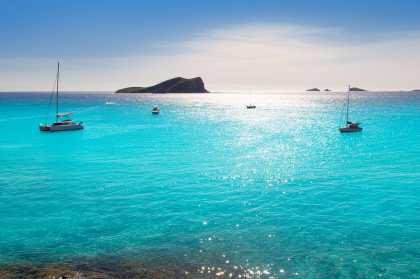 "An Ibiza ""voyage of the beaches"""