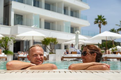 Great Ibiza hotels to spend the day at and not even be a guest there