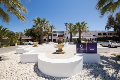 Why new look FERGUS Style Bahamas hotel is rocking Ibiza