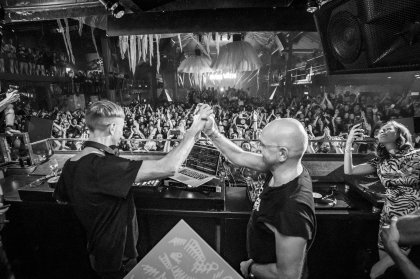 Väth and Hawtin take Cocoon on a legendary night