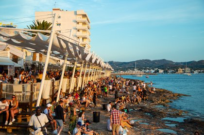 The DJ Awards - keeping Ibiza beaches clean