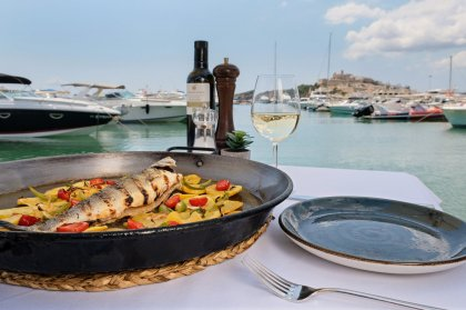 Best Ibiza restaurants for fish and seafood