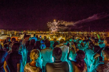 Enjoy San Antonio's dazzling 2019 firework display