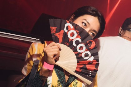 Peggy Gou is the special guest for Cocoon's Grand Closing