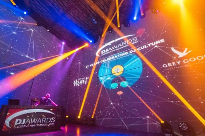 DJ Awards announces post ceremony party line-up