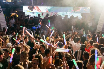 Gallery: Candypants' spectacular return to O Beach