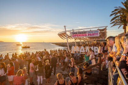 Café Mambo announces closing party line-up