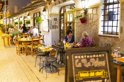 Food review: Ca Na Ribes, Santa Eulalia, Ibiza