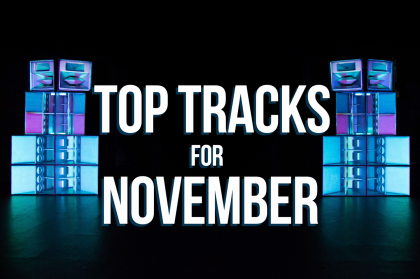 Hot new tracks for November