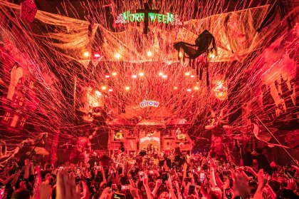 Ibiza on tour | elrow Horroween