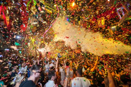 elrow rivendica il sabato all'Amnesia per il quarto anno