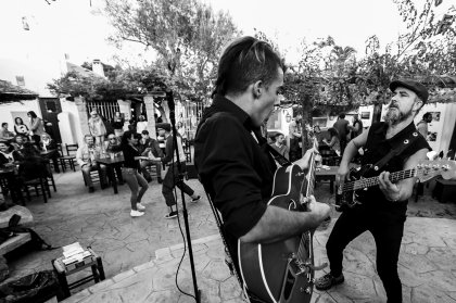 Il rock del Cañas'n'Roll nel weekend