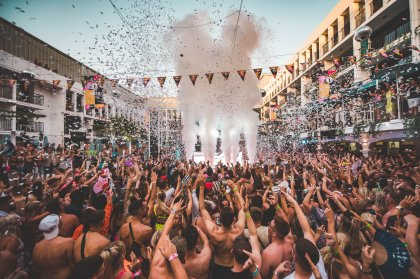 Creamfields returns to Ibiza