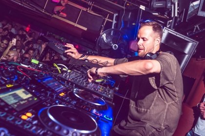 Amnesia announces Adam Beyer for its opening party