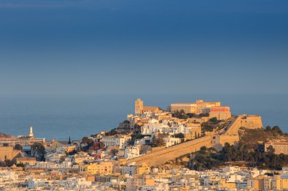 Staying in and around Ibiza Town, Ibiza: high-end to budget