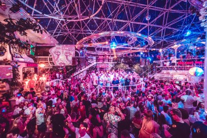 Es Paradis announces 2020 opening party date