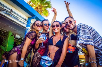 Bora Bora Ibiza builds new club in Malta