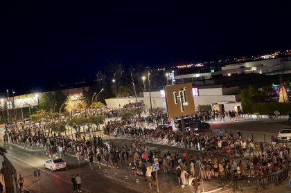 Ibiza's world famous nightlife