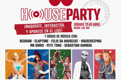 Pacha presents - Pacha House Party
