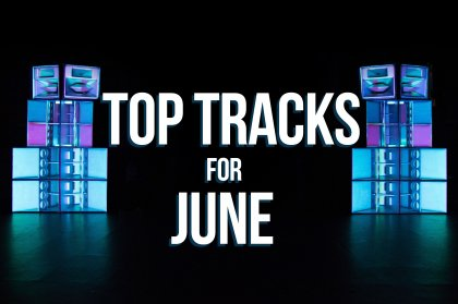 Hot new tracks for June