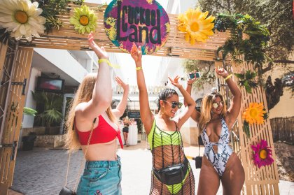Programme released for Ibiza Rocks' poolside sessions