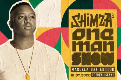 Shimza announces Nelson Mandela Day celebrations