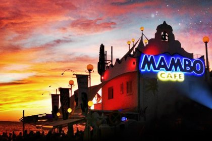 Ibiza's world famous Sunset Strip is opening back up