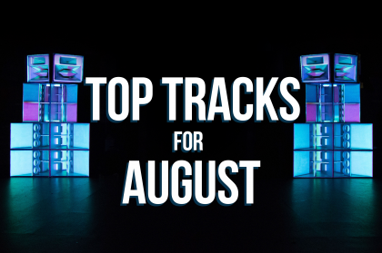 Hot new tracks for August