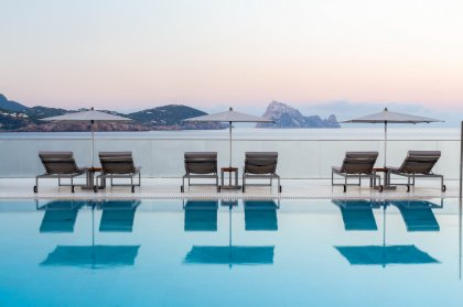 Ibiza hotels with views that will take your breath away