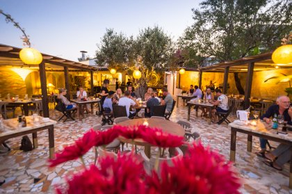 Beautiful Ibiza dining experiences