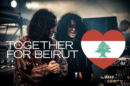 Nicole Moudaber launches Together For Beirut fundraiser