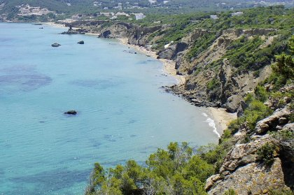 Great nudist beaches on Ibiza and Formentera