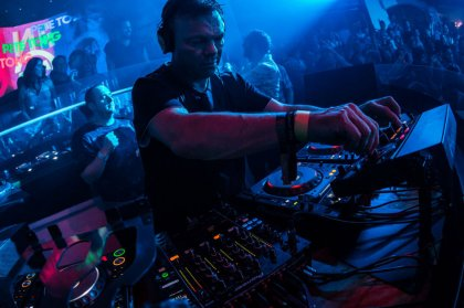 Pete Tong joins Pacha's board of directors