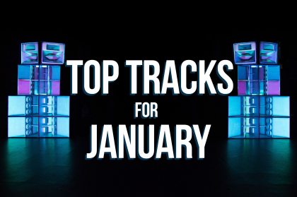 Hot new tracks for January