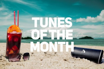 Tunes of the month | April