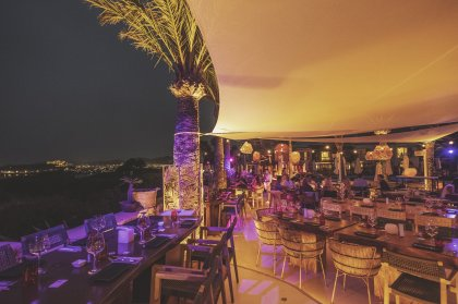 Food review: Destino Pacha's D-Lounge has the wow factor