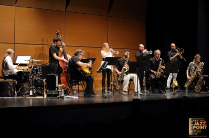 Awe and innovation as Jazz Point Festival returns