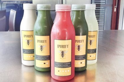 Review: iPurify Juice Cleanse