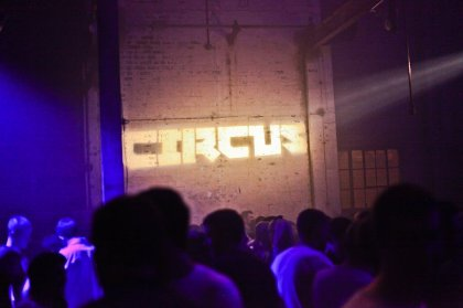 Circus Boxing Day Warehouse Party