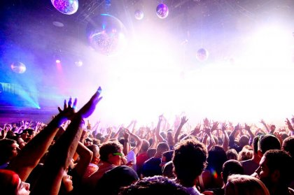 Pukka Up team up with Together at Amnesia
