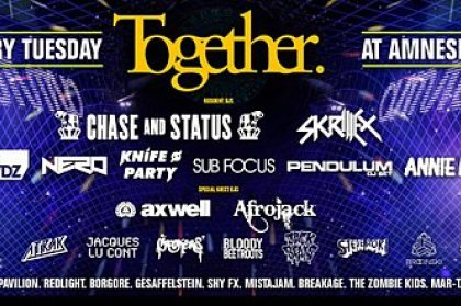 Together: VIP Tickets now available!