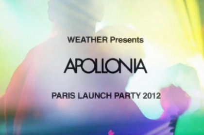 Apollonia Launch Party