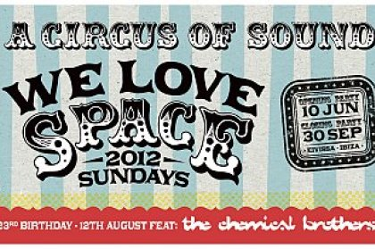 Preview: We Love... Space 2012 Full Lineups