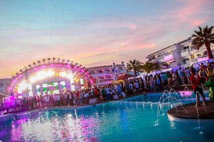 Review: Ushuaïa Opening Party - Luciano & Friends
