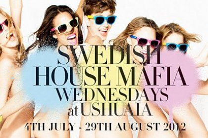 Swedish House Mafia at Ushuaïa - Full Line Up Released